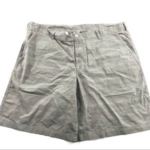 Columbia Washed Out Shorts Novelty Print II Beige